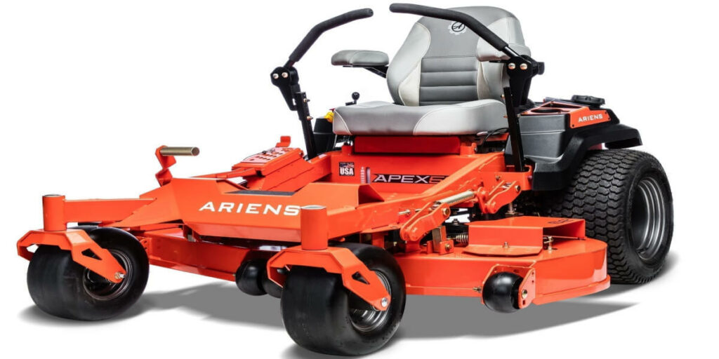 Ariens Apex 52 Features