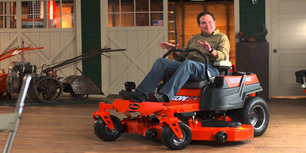 Ariens Apex 52 Review