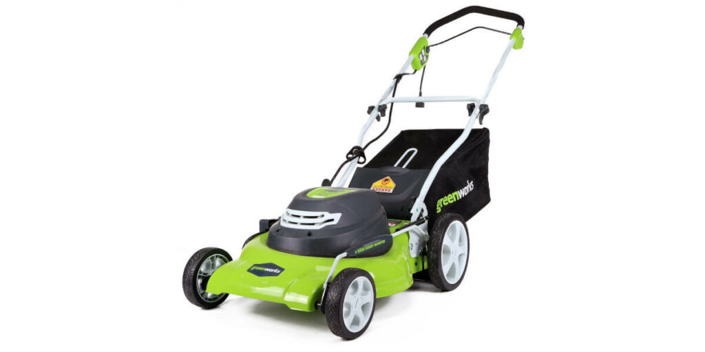 GreenWorks 25022 Specifications