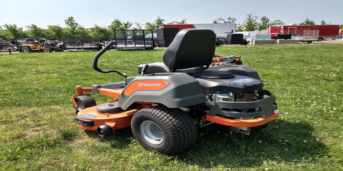 Husqvarna Z254F Review – Hydrostatic Zero Turn Riding Mower