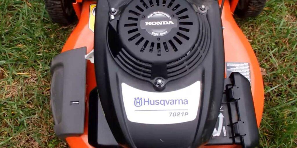 Husqvarna 7021p - Performance