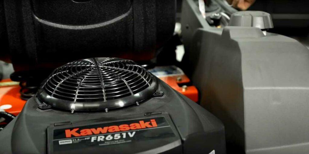 Husqvarna Z248F - Kawasaki Engine