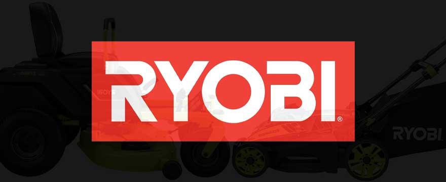 Ryobi Lawnmowers