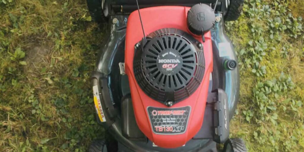 Troy Bilt TB130 - Power And Performance