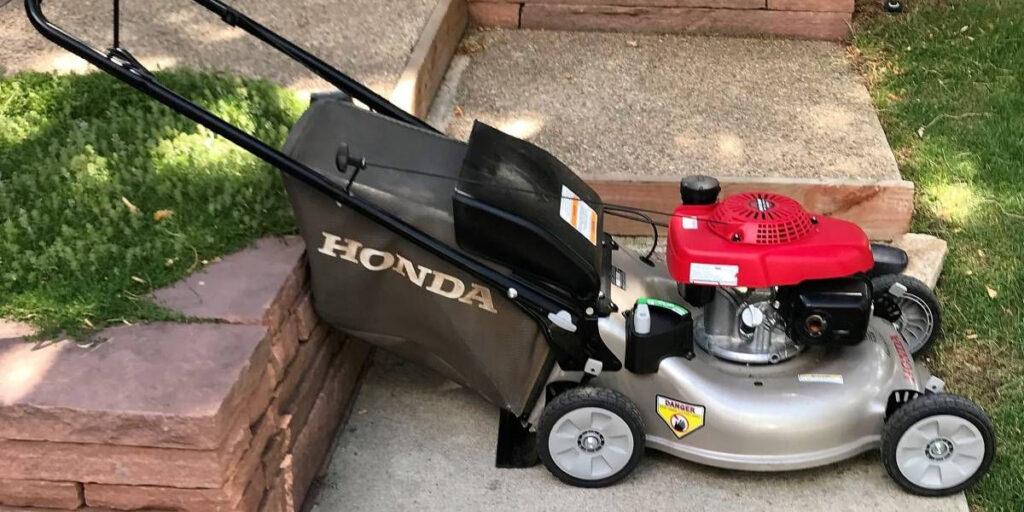 Honda HRR216k9VKA Design