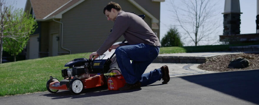 Why The Lawn Mower Won't Start When Hot And How To Solve It