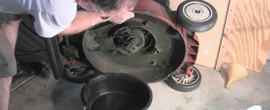 How To Change Oil In A Toro Lawn Mower